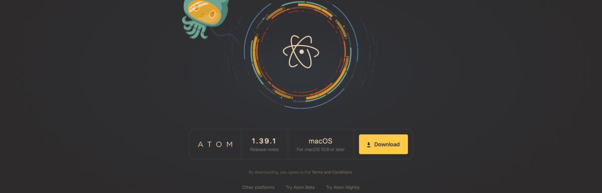 My Python for Finance Development Setup (with Atom)
